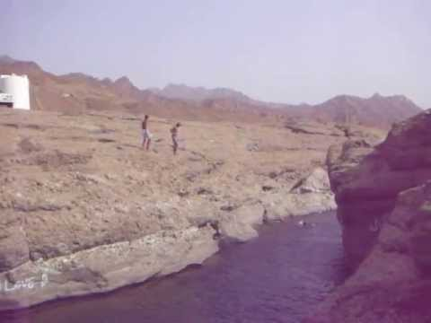 Hatta Pool: diving from the rocks with Omani friends – DubaiBlog