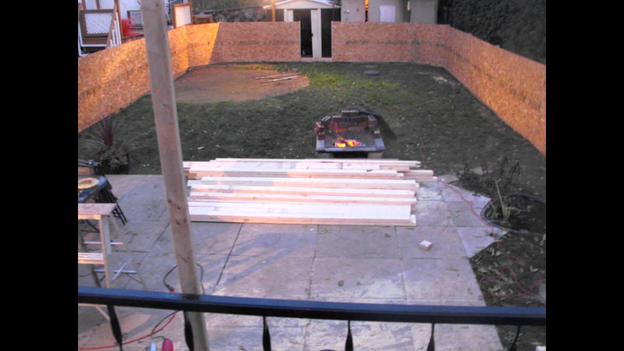the bunton backyard rink over 5 years youtube