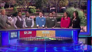 5/28/2018 Wheel of Fortune Episode