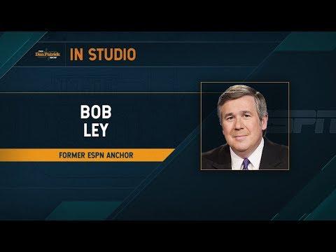 Bob Ley Talks Retirement, ESPN Career & More w/Dan Patrick | Full Interview | 7/18/19