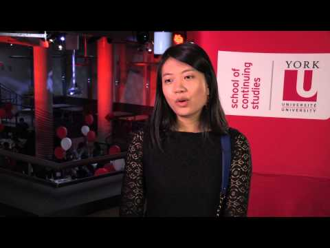 York University English Language Institute Graduates - Where Are You Now?