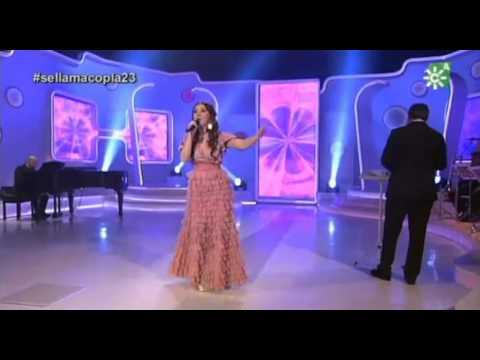 María Espinosa-Por qué te di yo mis besos-gala 16 copla