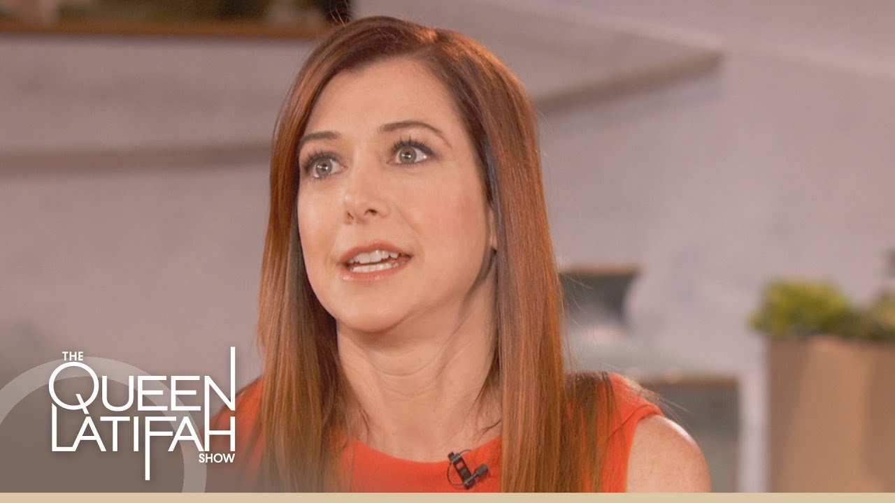 Alyson Ray Video alyson hannigan plays the guessing game on the queen latifah show