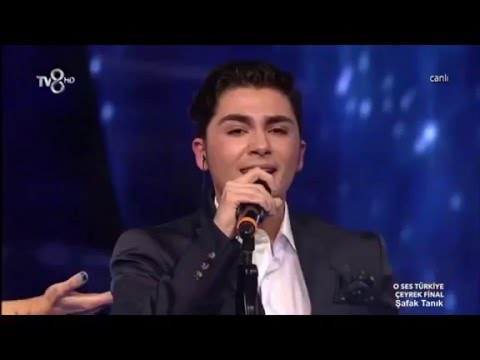 Aziz Kiraz - Bir Ben Bir Allah Biliyor   O Ses Türkiye Çeyrek Final Performansı[FULL HD]