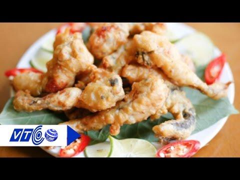 Mẹo làm thịt ếch tẩm bột chiên giòn vàng rụm | VTC