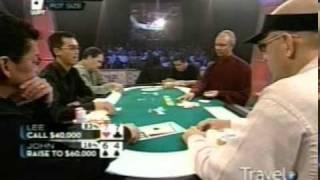 World Poker Tour 3x01 Mirage Poker Showdown Part 1