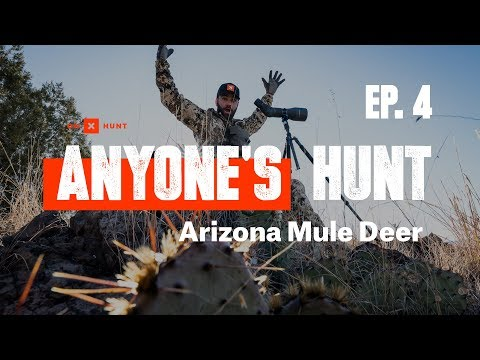 Anyone's Hunt: Arizona Mule Deer, EP. 4 | Presented By OnX Hunt