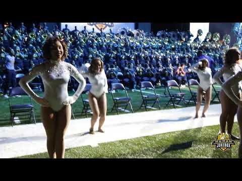 Southern University Human Jukebox Southern Girl  PJ Morton ft Mia X  Bayou Classic BOTB 2017