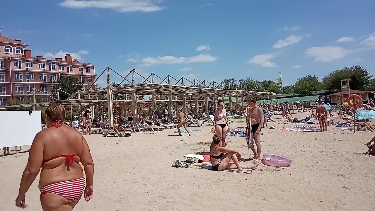тоже пляж солярис в евпатории фото один