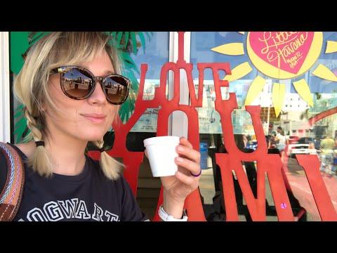 Cuban Coffee, Calle Ocho, Little Havana, Versaille's Cafe MIAMI ADVENTURE!