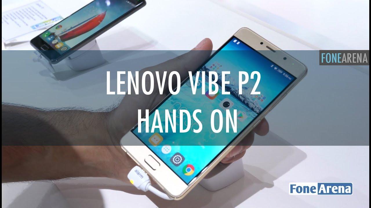 Lenovo Vibe P2 - Review