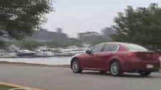 2008 Infiniti G35/ In-Depth: Performance