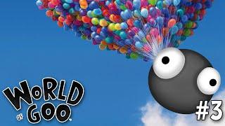 "WORLD OF GOO Part 3 - ""BALLOOOOONS!!!"" 1080p PC Gameplay Walkthrough"