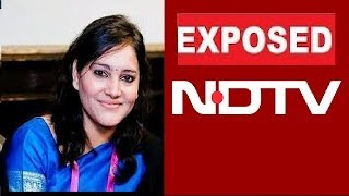 Shubhrastha Exposed NDTV in live debate
