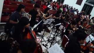 KJ 427 Kusuka Menuturkan (I love to Tell the Story) - Cherubim Music Team