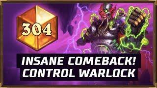 Insane Comeback! Howlfiend Control Warlock   The Boomsday Project   Hearthstone