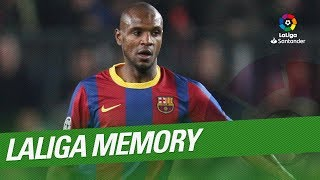 LaLiga Memory: Éric Abidal