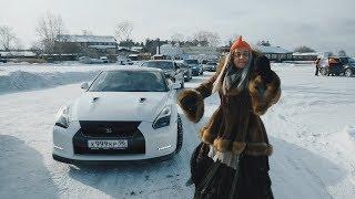 Галамартовна посетила Гонки суперкаров: «Уральская жуть» CoRoVa on ICE!