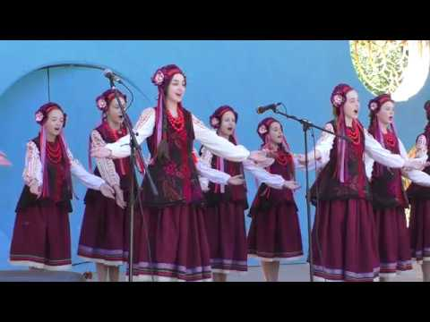 Веснянки – Ансамбль «Спiвограй» (м. Бiла Церква). HD