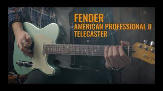 Fender's American Professional II Telecaster: the most versatile Tele to date? | Guitar.com