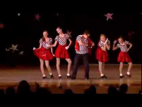 Rock Around The Clock 2013 - Create Dance Center