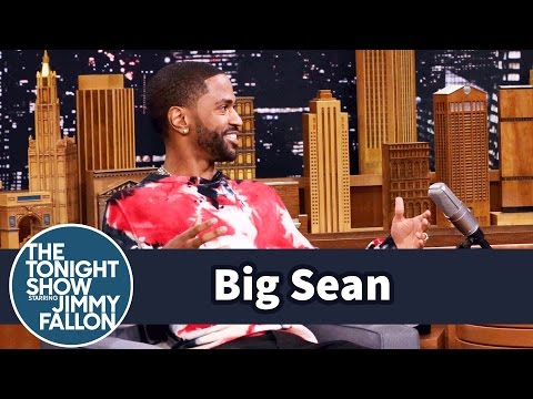 Big Sean Recalls His First Trip to SNL...