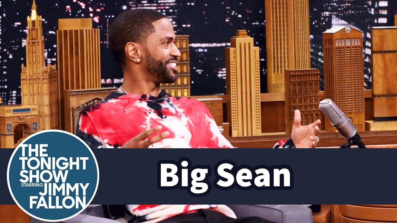 "Big Sean Recalls His First Trip to SNL with Kanye West & How He Came Up With His Album ""I Decided"""