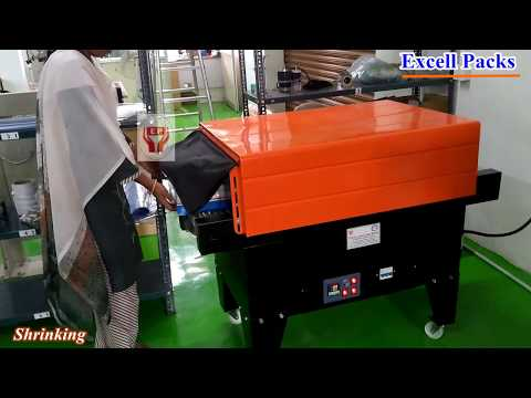 Shrink Wrapping Machine Manufacturers