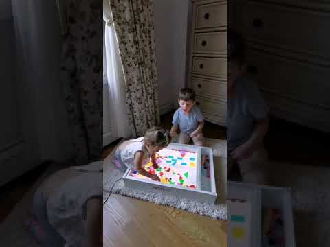 Art Light Activity Box!