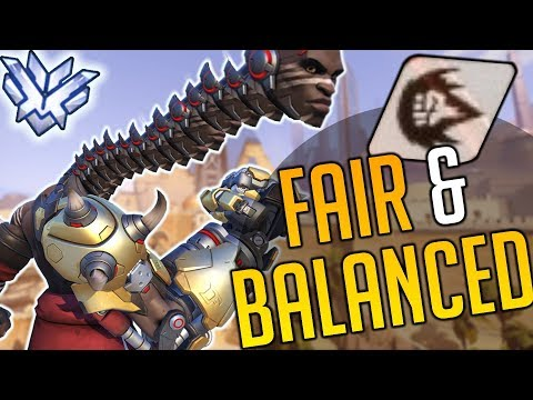 Overwatch - DOOMFIST IS FAIR AND BALANCED
