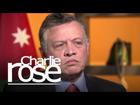 King Abdullah on Helping Syria's Refugees (Dec. 5, 2014) | Charlie Rose