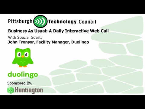 Duolingo Talks About the Importance Art and Tech on Business as Usual