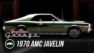 homepage tile video photo for 1970 AMC Javelin Mark Donohue Edition