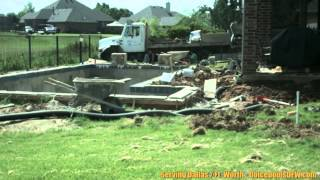 Pool Building In Dallas Fort Worth Under Five Minutes! Fast Forward!