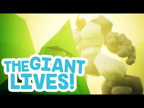 THE GIANT LIVES! - My Little Blacksmith Shop Gameplay