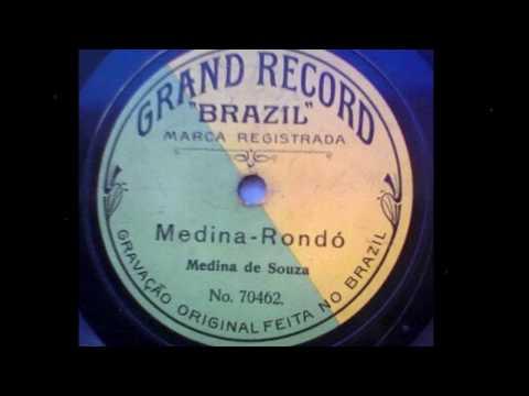 Medina de Souza - MEDINA - RONDÓ - Grand Record Brazil nº 70462