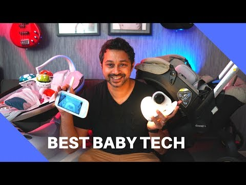 Best baby gadgets to get for new dads!