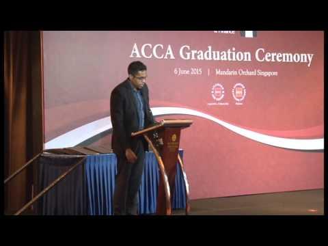 LSBF ACCA Graduation 2015