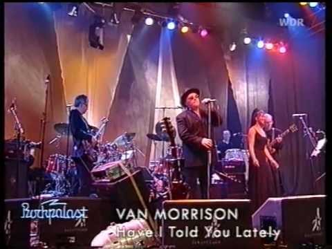 Van Morrison - Candy Dulfer Live Have I told you lately @ Rockpalast