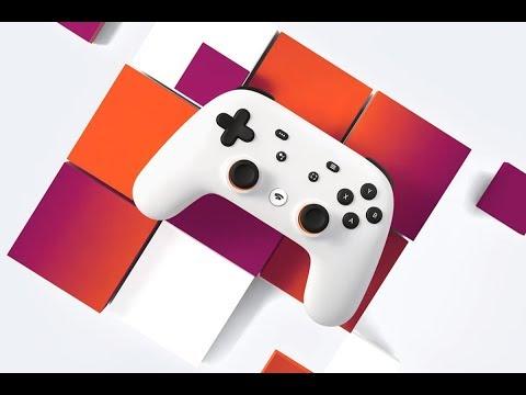 غوغل تعلن عن منصة الألعاب Stadia  - 07:54-2019 / 3 / 20