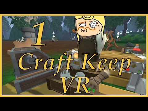 Craft Keep VR - Part 1 - Brew-Master 9000 |
