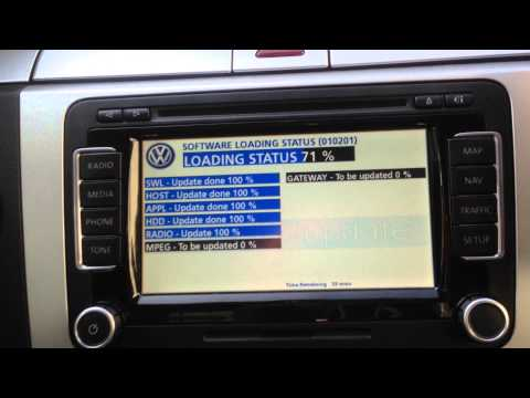 vw radio rns 510 firmware update 5274 aktualizacj. Black Bedroom Furniture Sets. Home Design Ideas