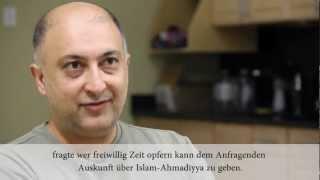 Dr. Muzaffar Ahmad - Ein Zeichen für Gegner der Ahmadiyya