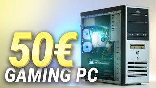 GAMING PC für 50€?! Test |Das eSports-Beast