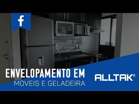 Transformação de Ambiente com Adesivos Alltak!
