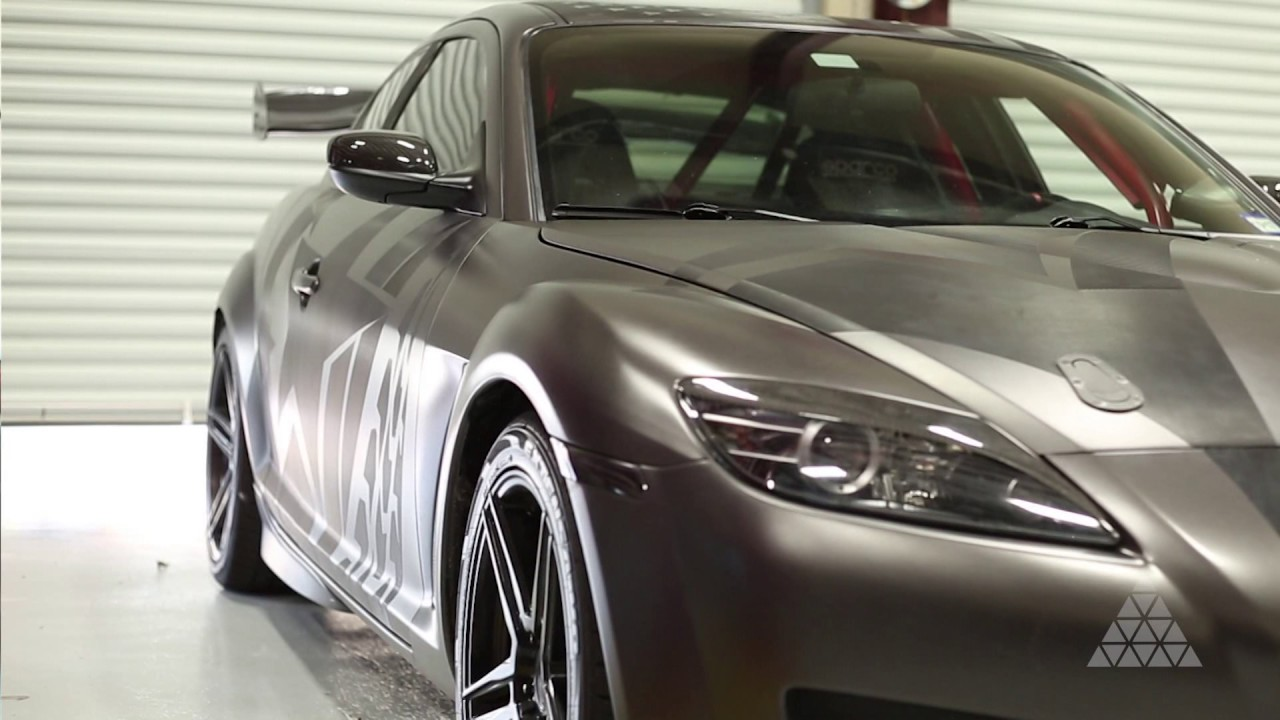 For Sale: This Mazda RX8 Sports An LS6 Under Its Hood