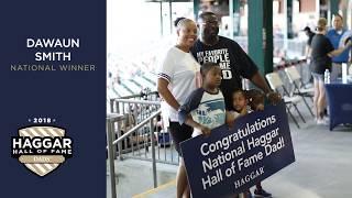 2018 National Haggar Hall of Fame Dad