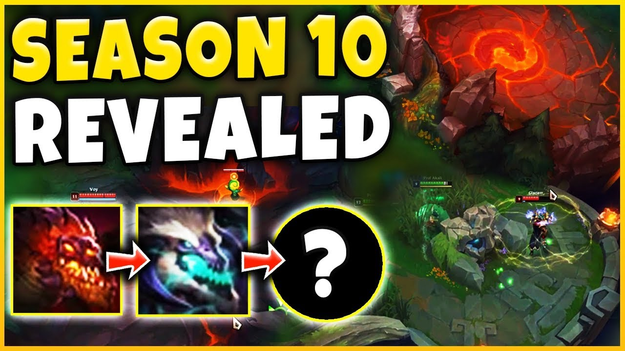 New Marksman Champion Senna Revealed All Season 10 Changes New Dragons Map League Of Legends