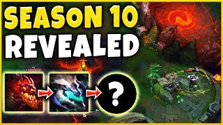 NEW MARKSMAN CHAMPION SENNA REVEALED! ALL SEASON 10 CHANGES (NEW DRAGONS + MAP) - League of Legends