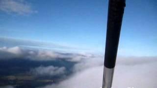 Учебные полеты на мотодельтаплане в МАИ